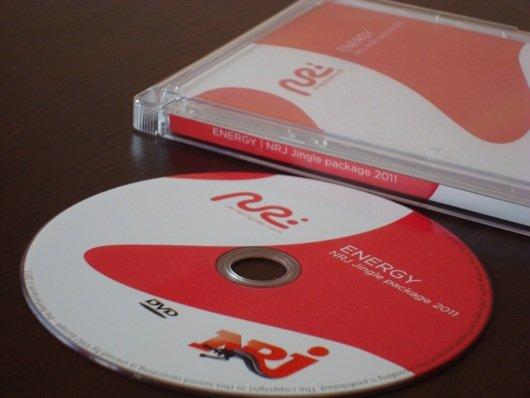 Alle ENERGY-Sender haben das komplette Jingle-Paket auf DVD (Foto: PURE Jingles)