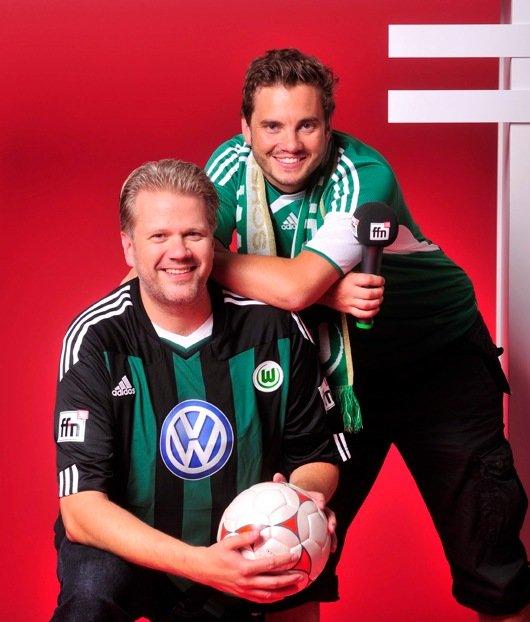 Peter und Malte (Bild: ffn)