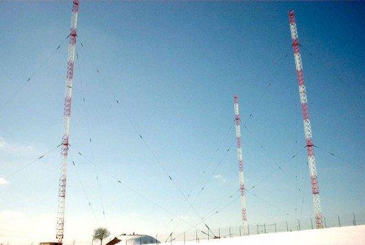 Mittelwellen-Antenne in Marnach (Bild: broadcasting center europe)