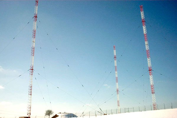 Mittelwellen-Antenne in Marnach (Bild: broadcasting center europe)