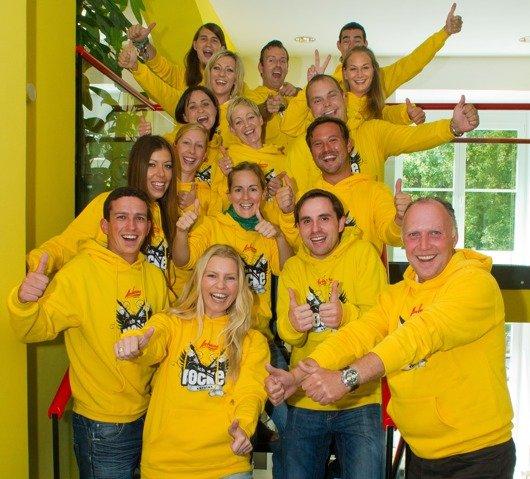 Das Team der Antenne Kärnten