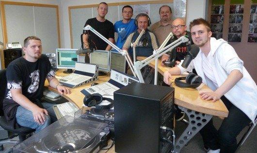 NB Radiotreff Team des 31 Stundenmarathons