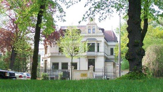 SLM Haus Leipzig in der Ferdinand Lassalle-Straße (Bild: Bernd Reiher)