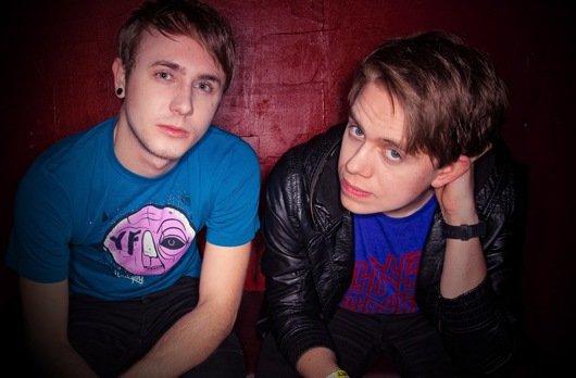 "Das Duo ""Captain Capa"" aus Bad Frankenhausen gewinnt den NEW MUSIC AWARD 2011 (Bild: rbb/Timo Roth)"
