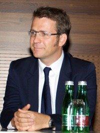 Florian Novak auf den Medientagen 2011 (Bild: Radioszene)