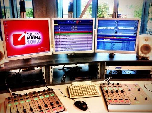 Antenne Mainz-Studio