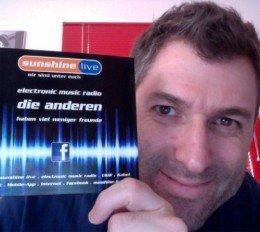 """""""Die anderen haben viel weniger Freunde"""" - Patrick Gerhardus von Sunshine Live."""