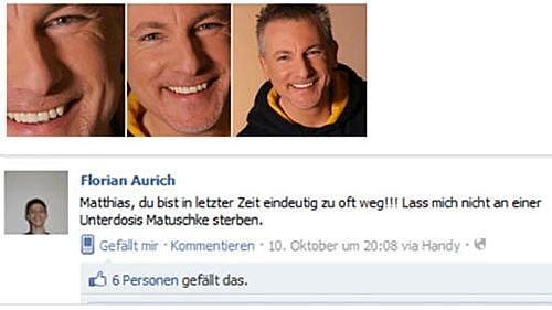 Matthias Matuschik von Bayern 3 sendet nachts erfolgreich gegen das Fernsehprogramm an.