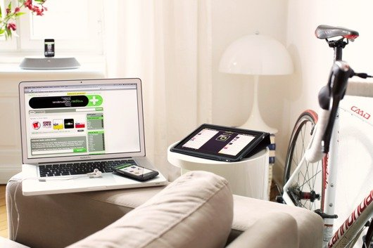 radio.de auf iPhone, iPad und Laptop