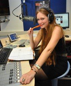 bigFM Moderatorin Isa
