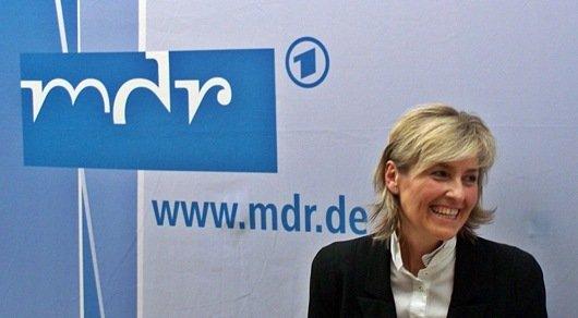 Die neue MDR-Intendantin Prof. Dr. Karola Wille (Bild: Bernd Reiher)