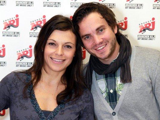 Daniela Heiss und Malte Seidel (Bild: ENERGY)
