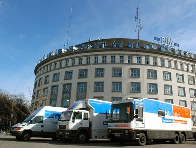 Deutschlandradio Ü-Wagen (Bild: DRadio / Bettina Straub)