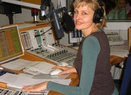 Marion Kuchenny moderiert hr1-Meridian