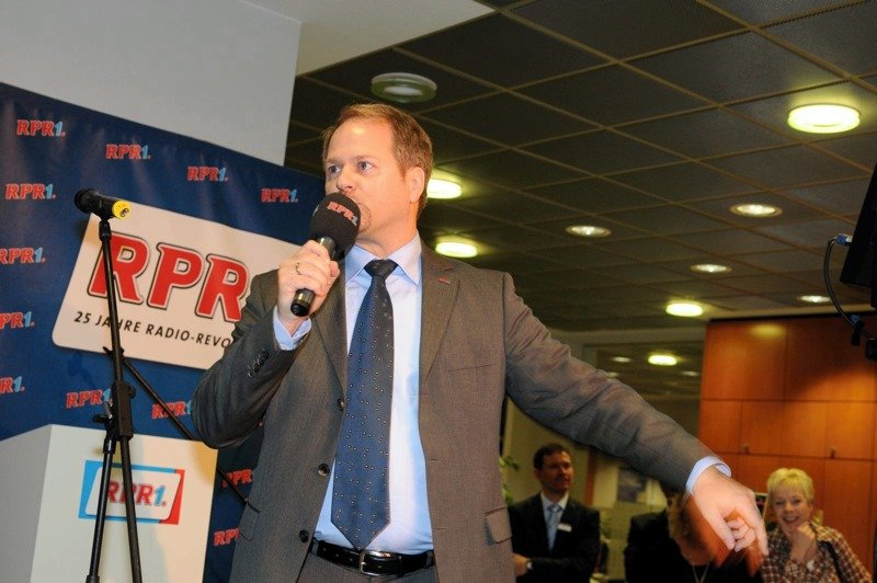 RPR1.Programmdirektor Dirk Alexander Lude