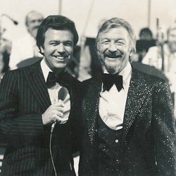 Starparade: Rainer Holbe und James Last