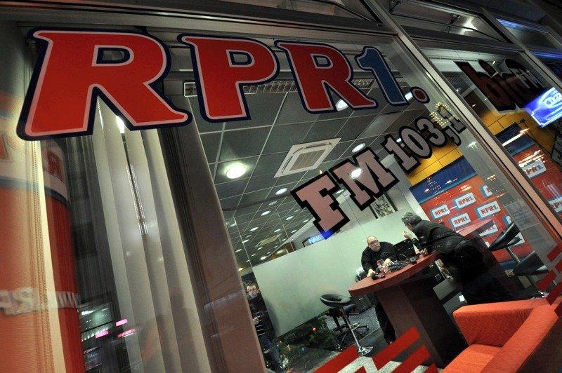 RPR1. Studio Kaiserslautern