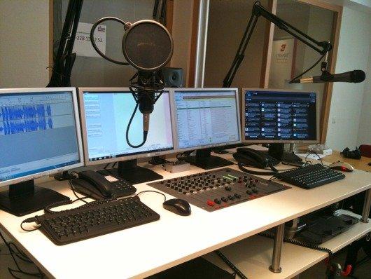 Studio-1von RADIO-Reeperbahn