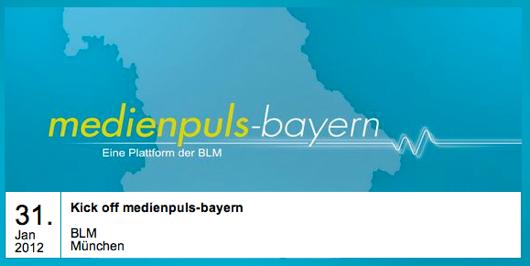 Screenshot von medienpuls-bayern.de