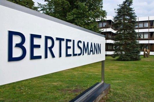 Bertelsmann-Gebäude in Gütersloh (Bild: Bertelsmann)