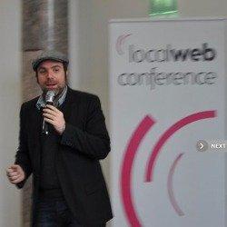 Michael Praetorius auf der #lwc12