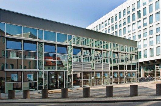 Das neue 1LIVE Haus (Bild: WDR/Annika Fußwinkel)