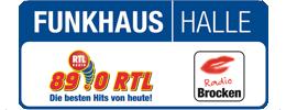 Funkhaus Halle: Radio Brocken und 89.0 RTL