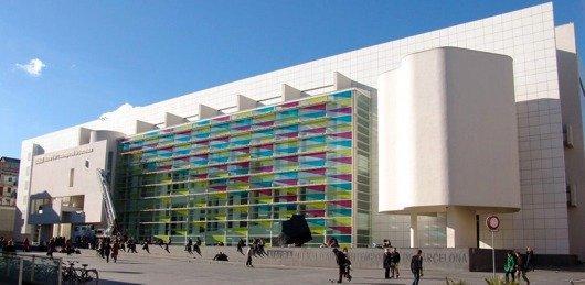 Museu d´Art Contemporani de Barcelona (Bild: Panoramio)