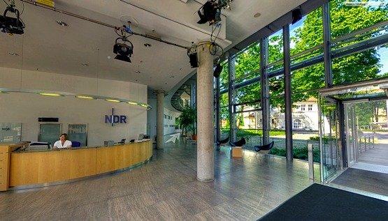 NDR-MV-Eingangshalle (Quelle: NDR 1 Radio MV)