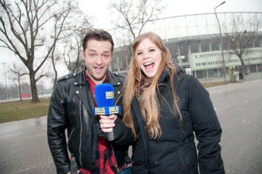 Dominik Timpel und Uli Grundtner