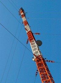 Deutschlandradio Sendeanlagen Berlin Britz