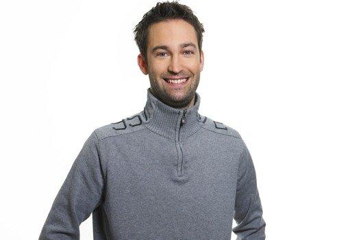 Sacha Gamper, Leiter Moderation & Produktion bei FM1 (Bild: FM1)