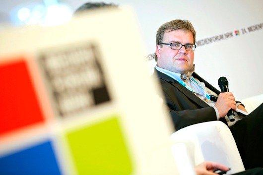 Steffen Grimberg (Bild. Uwe Völkner / Fotoagentur FOX)