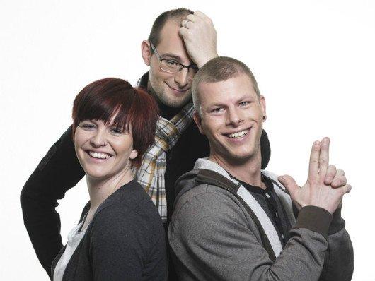 Die FM1 Wachmacher Rosie, Chäller und der Morgen-Joe
