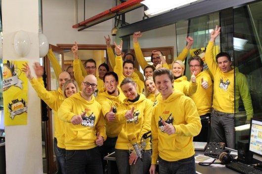 Das Team der Antenne Steiermark