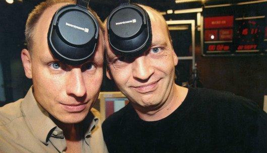 Volker Wieprecht und Robert Skuppin (Bild: RBB)