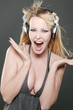 bigFM DJane Hanna Hansen (Bild: bigFM)