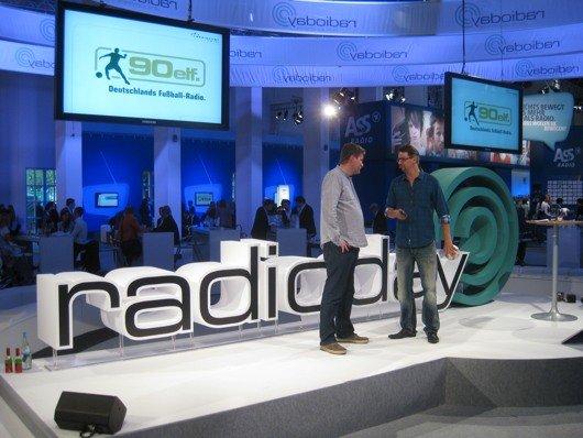RADIODAY Lounge (Bild: RADIOSZENE)