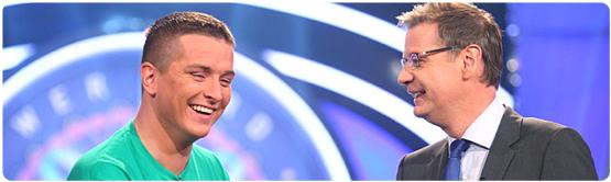 Wer Wird Millionär Star Aaron Troschke Jetzt Moderator Bei 1055