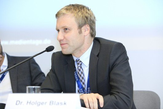 Holger Blask (Bild: Medientage München 2012)