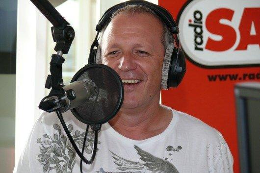 """Maik """"Scholle"""" Scholkowsky (Bild: Radio SAW)"""