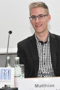 Matthias Mroczkowski (Bild: Medientage München)