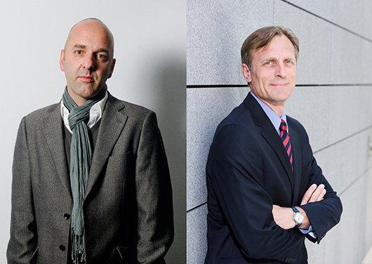 BVDW-Gremienleiter: Rainer Henze und Matthias Wahl (v.l.n.r.)