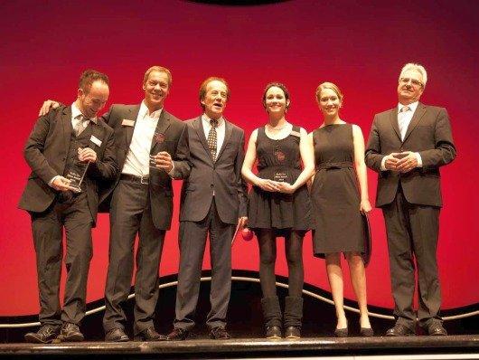 """Gewinner der Kategorie """"Beste Morgenshow"""""""