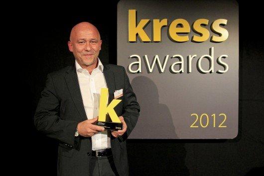 Uwe Walnsch, kressAward 2012
