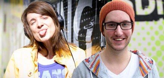 Annika Wiesbeck und Benne Schröder (Bild: SWR DAS DING)