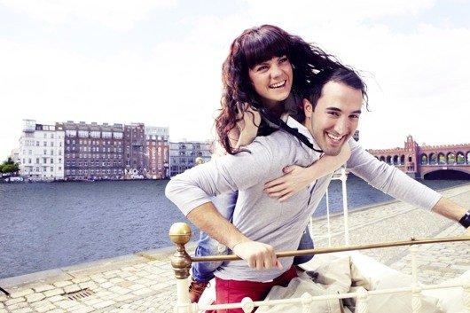 98.8 KISS FM Tolga und Marie (Bild: KISS FM Berlin)