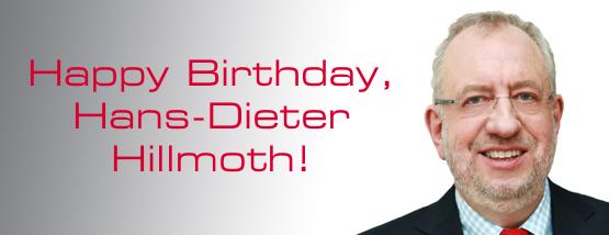 Ffh Chef Hans Dieter Hillmoth Feiert Seinen 60 Geburtstag Radioszene