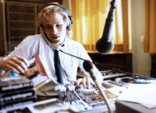 Im Radiostudio von Bayern 3 begann Thomas Gottschalks Karriere. (Bild: rbb/BR/Sessner)