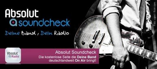 Absolut Radio Soundcheck